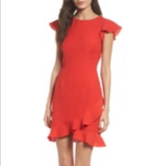 19 Cooper Ruffle Dress